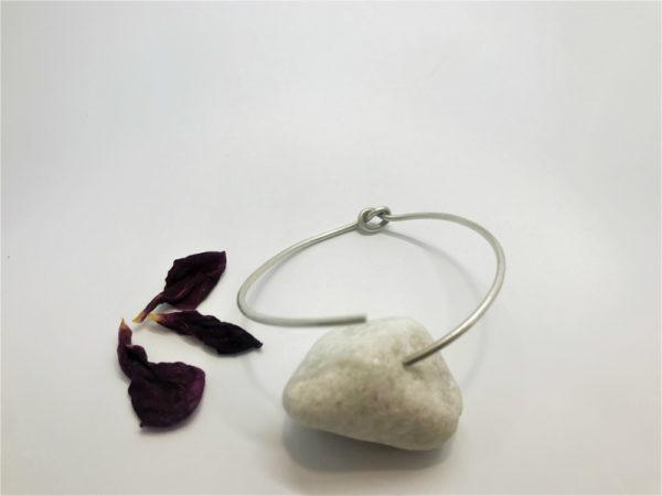pulsera nudo simple perteneciente a la colección 'Nudos'